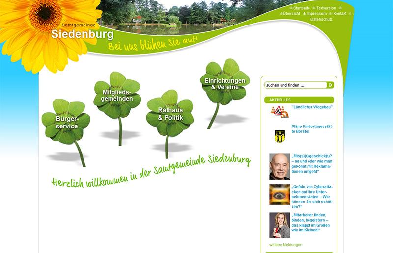 Samtgemeinde Siedenburg